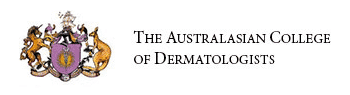 The Australasian College of Dermatologists logo